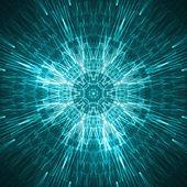 抽象的な技術的背景 — ストックベクタ