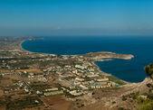 Kolimbia Rhodes view — Stock Photo