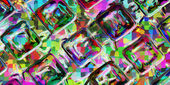 Background 3D — Stock Photo