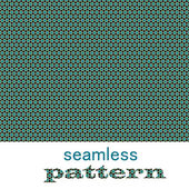 Element pattern seamless green background — Stock Photo