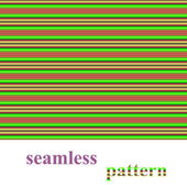 Seamless pattern, parallel horizontal lines — Stock Photo