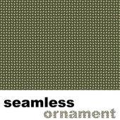 Seamless ornament background — Stock Photo