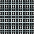 Seamless pattern of metal, steel, aluminum construction — Stock Photo #49546179