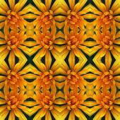 Floral pattern. Seamless beautiful background — Foto de Stock
