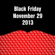 Special black friday background — Stock Vector #34045341
