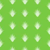 Seamless Aloe Vera pattern with special design — Stock Vector