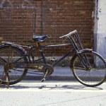 Постер, плакат: Old classic bike
