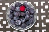 Frozen berries. — Stock Photo