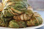 Uncut Kimchi. — Stock Photo