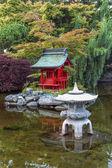 Point Defiance Japanese Garden — Stock Photo