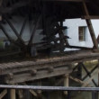 Old watermill in Prague. — Stock Video #41839831