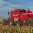 Combined Harvester — Stock Photo