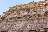 Salamanca Old University Facade — Stockfoto