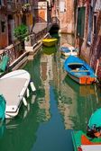 Small Venice Canal — Stock Photo