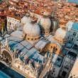 San Marco from the Height — Stock Photo