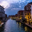 Stock Photo: Venice Nightfall