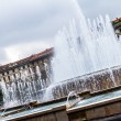 Milan Fountain — Stock Photo