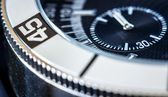 Watch Macro — Stock Photo