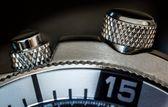 Chronograph Detail — Stock Photo
