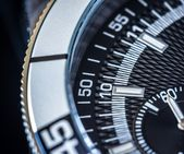 Chronograph CloseUp — Stock Photo
