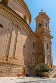 Mgarr Church Back — Stock Photo