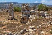 Skorba Temples — Stock Photo