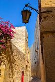 Mdina Traditional Scene — Stockfoto
