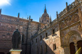Salamanca University Square — Stock Photo