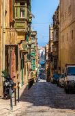 Valletta Street — Stock Photo