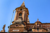 Zurrieq Church Tower — Stock Photo