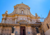Gozo Cathedral — Stockfoto