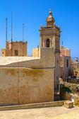 Gozo Cathedral Back — Stock Photo