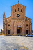 Basilica Of The Blessed Virgin Of Ta Pinu — Stockfoto