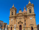Xaghra Church in Gozo — Foto de Stock