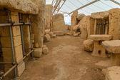 Hagar Qim Temple Stones — Stock Photo