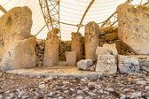 Temple Of Hagar Qim — Stock Photo