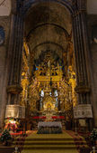 Cathedral Altar — Stock Photo