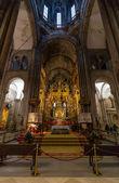 Golden Altar — Stockfoto