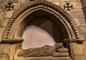 Santiago Cathedral Tomb — Stockfoto