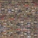 ������, ������: Old brick wall
