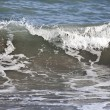 Waves in Mediterranesea — Stock Photo #21455823