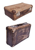 Antique treasure chests — 图库照片