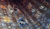 Chip de ciudad — Foto de Stock