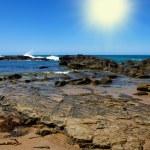 Australian coast — Stock Photo