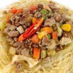 Asian food — Stock Photo #23127584