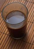 ブラックコーヒー — ストック写真