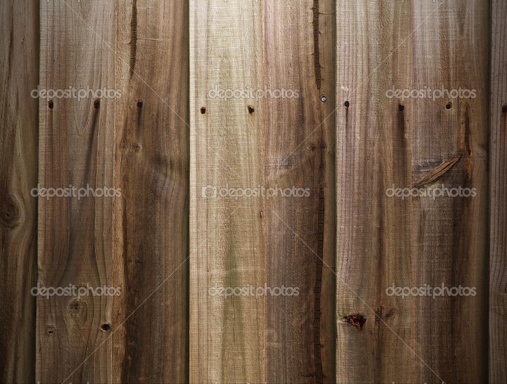木栅栏纹理特写作为背景