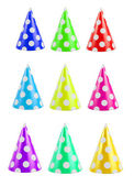 Party hats — Stock Photo