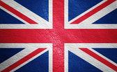 Bandeira texturizada — Foto de Stock