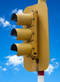 Traffic ligts — Stock Photo